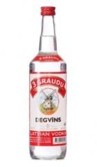 Degvīns 3 Graudu 38% 0.7L