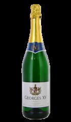 Dzirkstošais vīns George XV brut 11%, 0,75 L