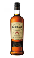 Rums Bacardi Oakheart 35% 0,7L