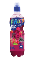 Dzēriens Fruts sarkano ogu, 0.5 L